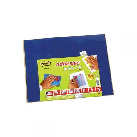 Tablero adhesivo Post-It® 558 azul marino de 58,5 x 46 cm