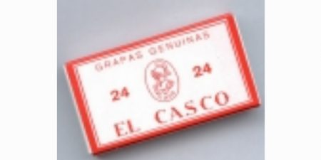 Grapas galvanizadas Casco No. 24