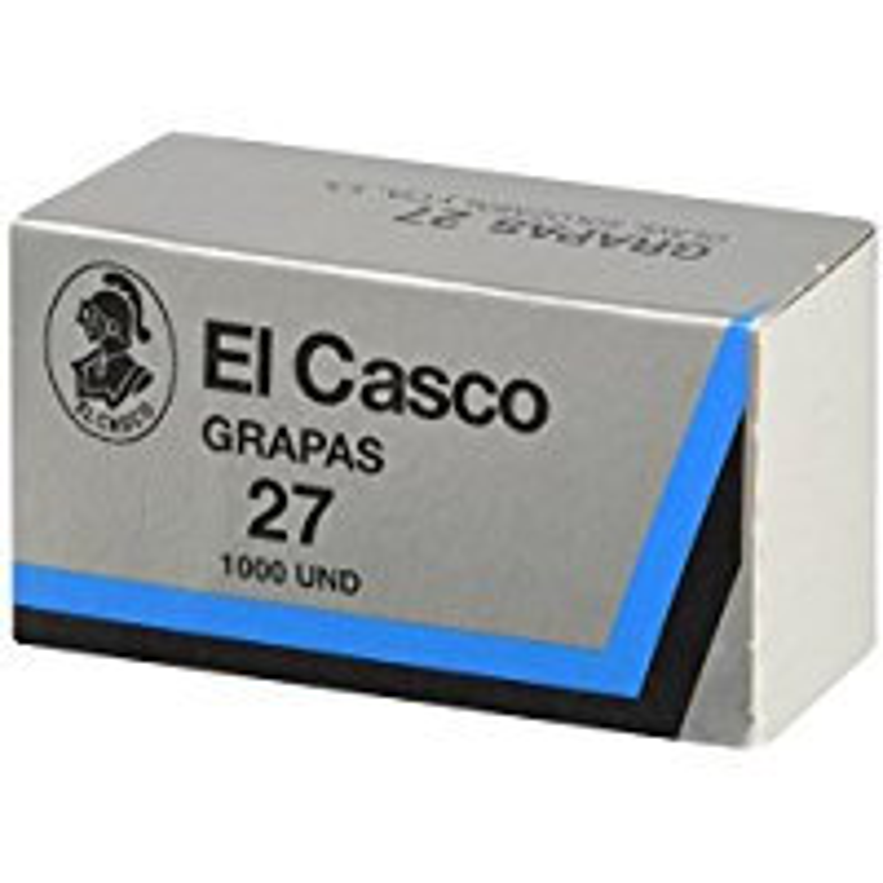 Grapas galvanizadas Casco No. 26