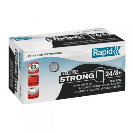 Caja de grapas Rapid 24/8 strong