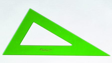 Cartabones faber-castell-666-25 cm