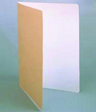 Pack 50 subcarpetas DIN A4 bicolor