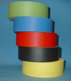 Cinta adhesiva Tesa band 50 mm x 50 m negro