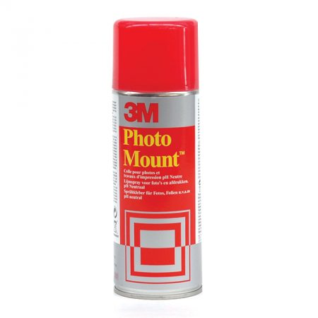 Pegamento en spray 3M Photo Mount 400 ml.