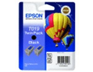 TINTA EPSON T019402 DOBLE PACK (T019401*2) NEGRO