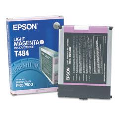 TINTA EPSON T484011 STYLUS PRO 7500 MAGENTA CLARO