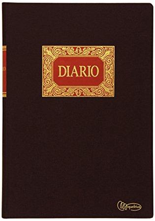 LIBRO MIQUEL RIUS Fº DIARIO AMERICANO 4016 100 H.
