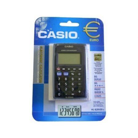 CALCULADORA CASIO HL-820 VER-S
