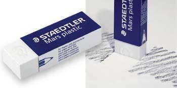 Goma de borrar Staedtler Mars® Plastic