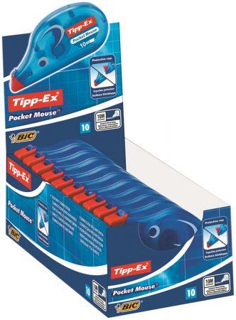 Corrector  cinta tipp-ex pocket mouse 9*4,2