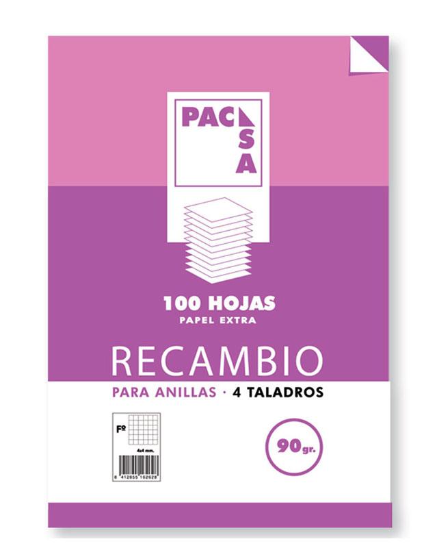 Recambio Fº horizontal 04 taladros