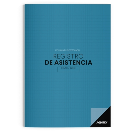 Registro de asistencia Additio