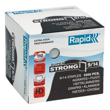 Grapas Super Strong Rapid 9/14