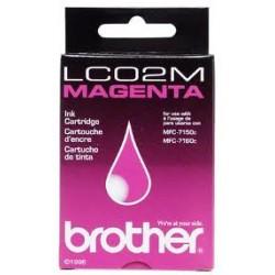 BROTHER LC-02M TINTA MFC760 ROJO