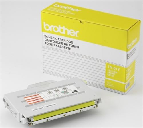 BROTHER TN01Y TONER HL2400C/CN AMARILLO
