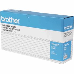 BROTHER TN02C TONER HL3400CN CYAN