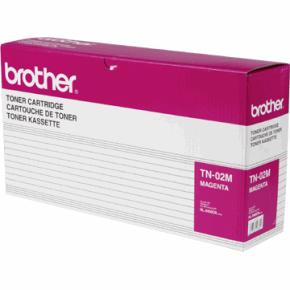 BROTHER TN02M TONER HL3400CN MAGENTA