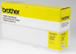 BROTHER TN02Y TONER HL3400CN AMARILLO