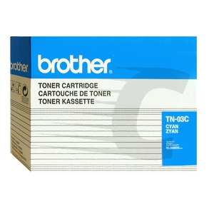 BROTHER TN03C TONER HL2600CN CYAN
