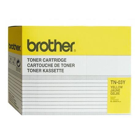 BROTHER TN03Y TONER HL2600CN AMARILLO