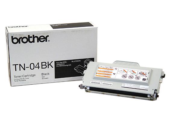 BROTHER TN04BK TONER 2700CN NEGRO (10000 PÁG)