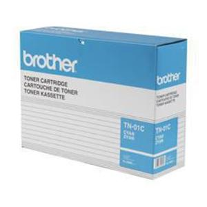 BROTHER TN01C TONER HL2400C/CN CYAN