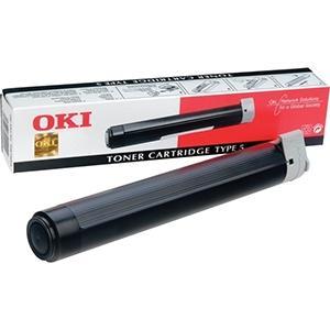 OKI 40815604 TONER TYPE 5F OKIFAX 5700/5900