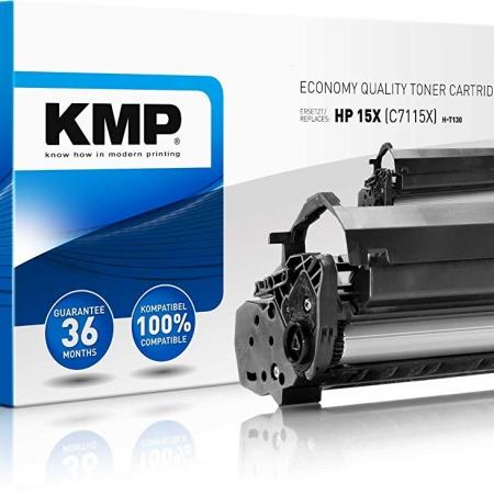 TONER COMPATIBLE KMP  HP C7115X NEGRO