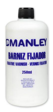 Barniz fijador Manley bote de 250 ml