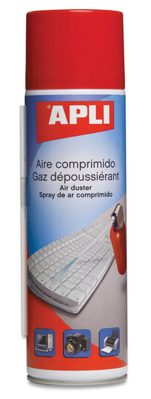 BOTE AIRE COMPRIMIDO NORMAL 500 ml APLI 11297