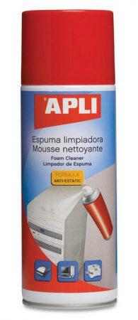 ESPUMA LIMPIADORA DE CARCASAS APLI 400 ML.