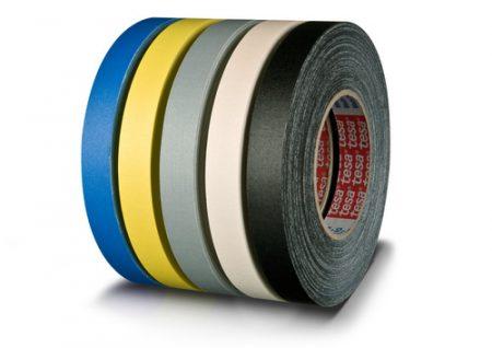 Cinta adhesiva Tesa band 38 mm x 50 m azul