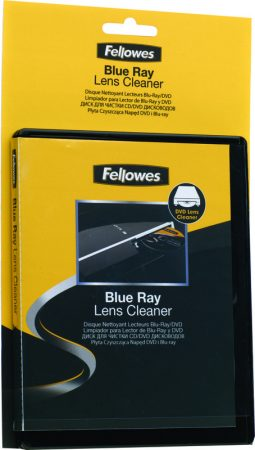 CD LIMPIADOR PARA LECTOR BLU RAY/DVD FELLOWES