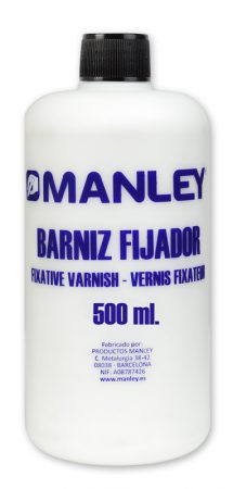 Barniz fijador Manley 500 ml