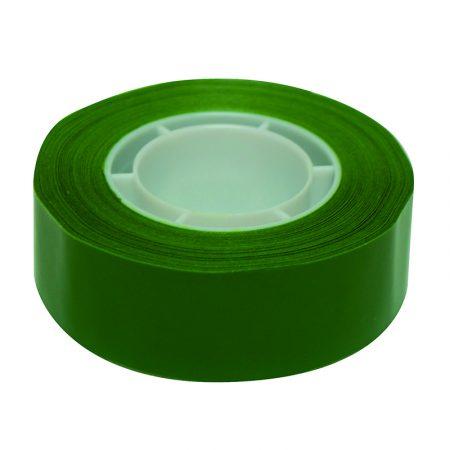 Cinta adhesiva Apli 19 mm x 33 m verde