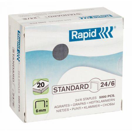Grapas estándares Rapid 24/6