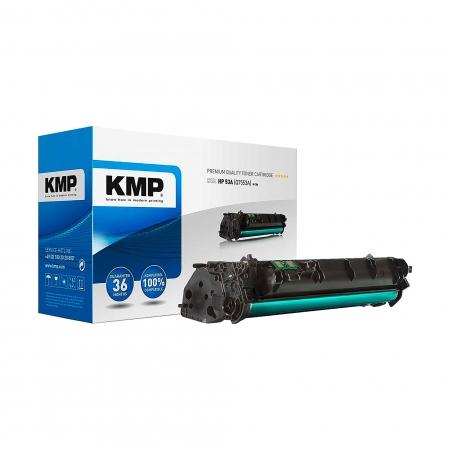 TONER COMPATIBLE KMP HP Q7553A NEGRO