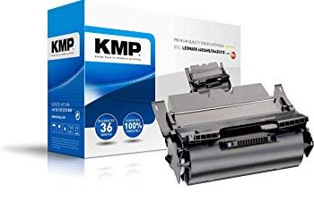 TONER COMPATIBLE KMP LEXMARK 64016HE NEGRO