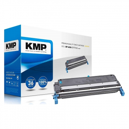 TONER COMPATIBLE KMP HP C9731A CYAN
