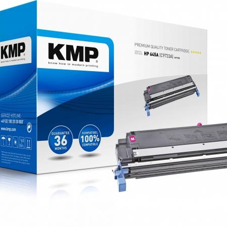 TONER COMPATIBLE KMP  HP C9733A MAGENTA
