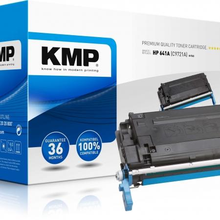 TONER COMPATIBLE KMP  HP C9721A CYAN