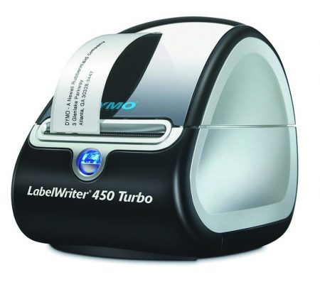 ROTULADORA DYMO LABELWRITER™ 450 TURBO