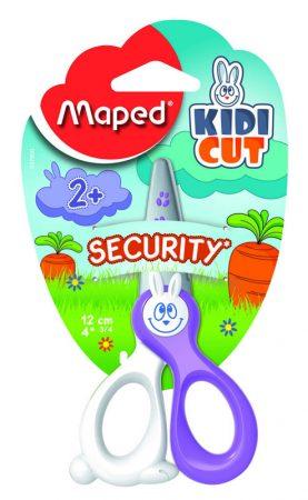 Tijera Maped Kidi Cut 12 cm