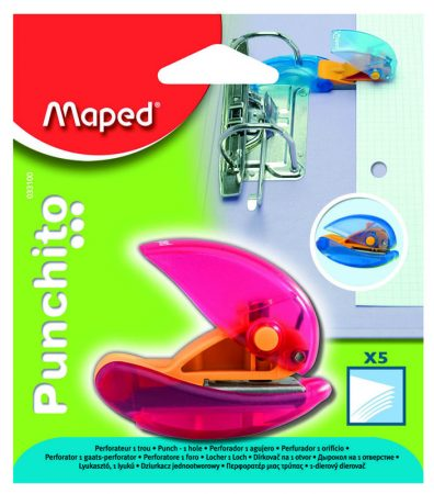 Taladro Maped Punchito de 1 agujero