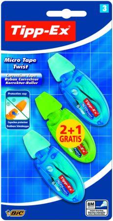 B/2+1 corrector cinta tipp-ex micro tape twist