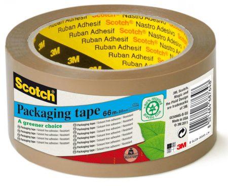 Cinta adhesiva de embalaje Scotch ECO 50mm x 66m