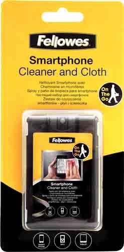 Kit de Limpieza para Smartphone FELLOWES