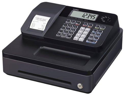 Caja Registradora CASIO SEG1- Color Negro