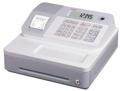 Caja Registradora CASIO SEG1- Color Blanco