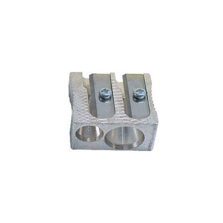 Afilalápices metálico de doble uso Disnak